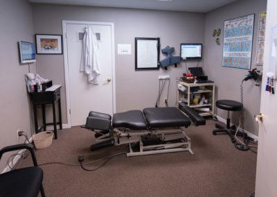 Back Pain Institute Treatment Area